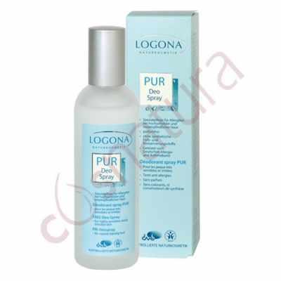 Desodorante Spray Free, 100 ml, Logona