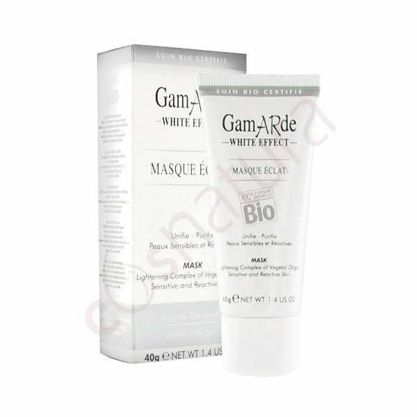 Mascarilla Facial Antimanchas Eclat Gamarde 40 ml