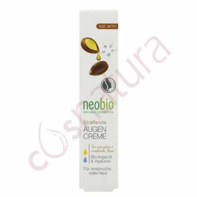 Crema Contorno de Ojos Reafirmante Neobio 15 ml