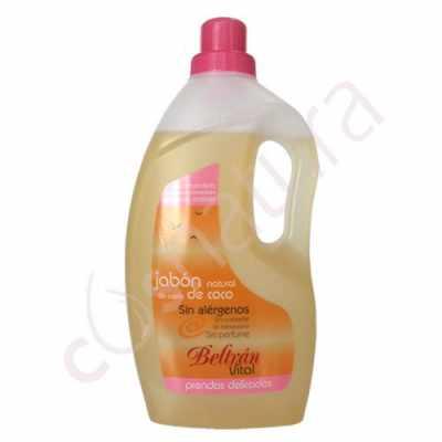 Jabón Natural de Aceite de Coco Beltrán Vital