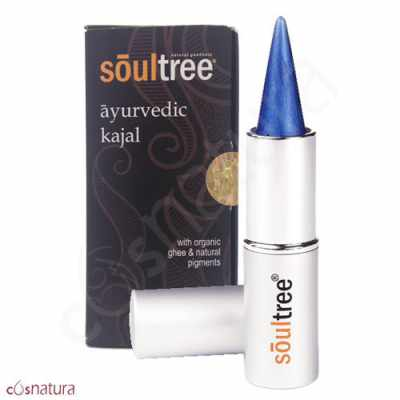 Kajal Ayurvédico Azul Indigo Soul Tree