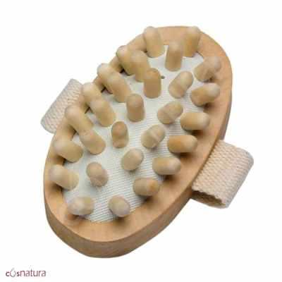 Cepillo Masajeador Anticelulítico