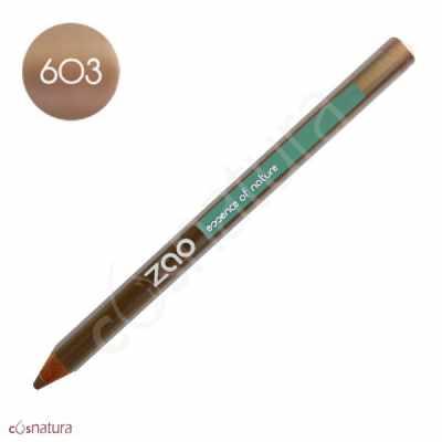 Lapiz Multifuncion 603 Beige Nude Zao