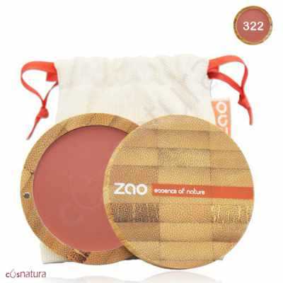 Colorete 322 Brun Rose Zao