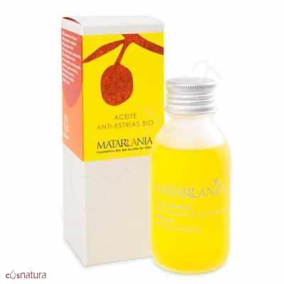 Aceite Anti Estrias Bio 100 ml Matarrania