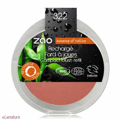 Recarga Colorete 322 Brun Rose Zao