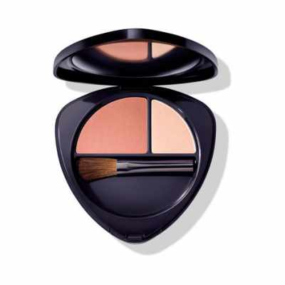 Colorete Duo 01 Soft Apricot Dr Hauschka