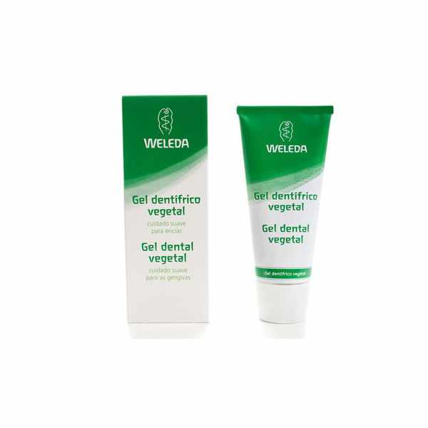 Gel dentífrico vegetal Weleda