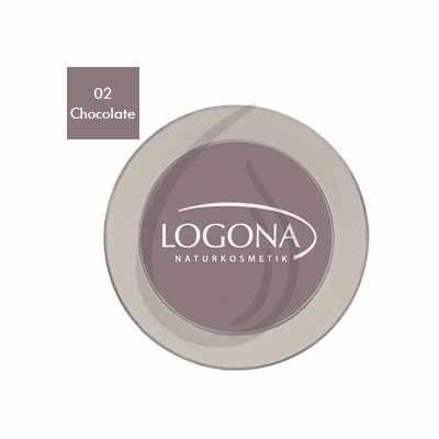 Sombra de ojos mono Chocolate 02, Logona