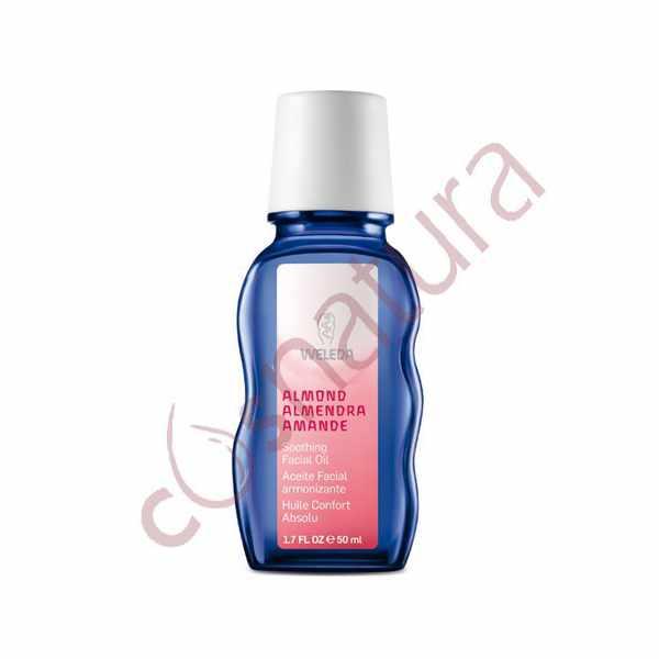 Aceite Facial Armonizante de Almendras, 50 ml, Weleda