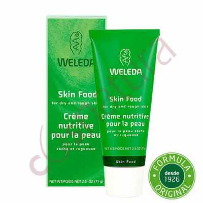 Crema Reparadora Skin Food, Weleda