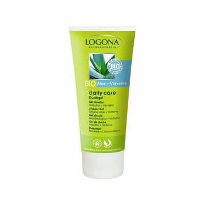 Gel de ducha Aloe Bio y Verbena Daily Care