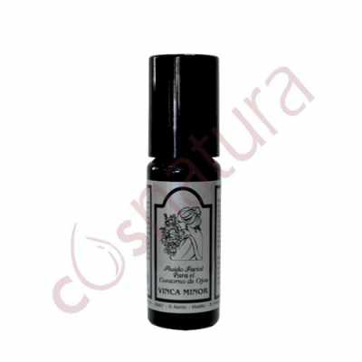 Fluido Facial Contorno de Ojos, 10 ml, Vinca Minor