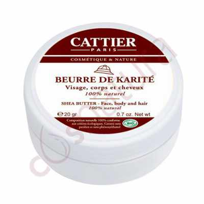 Manteca de Karité Bio, 100 gr, Cattier