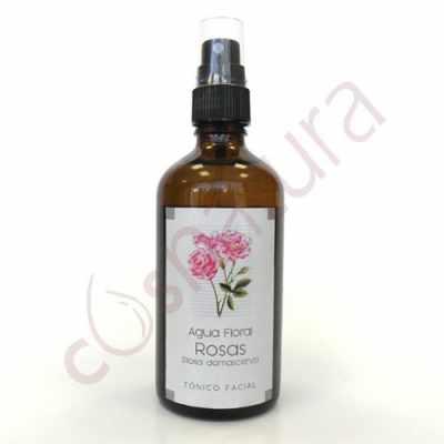 Agua Floral de Rosas, 100ml, Labiatae
