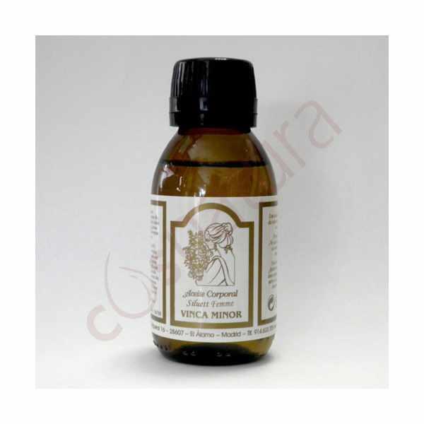 Aceite Corporal Siluett Femme, 150 ml, Vinca Minor