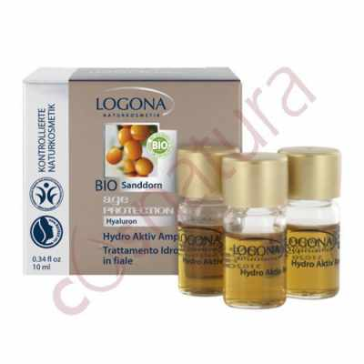 Ampollas Tratantes Age Protection 10x2,5ml, Logona