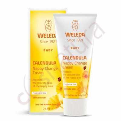 Crema Pañal de Caléndula 75 ml Weleda