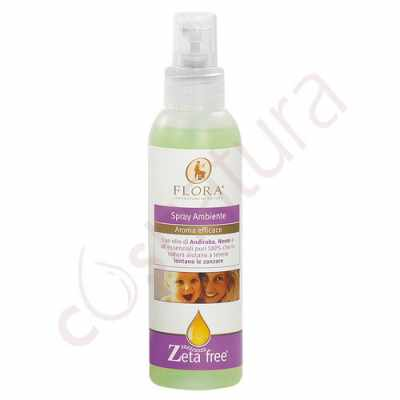 Spray Ambientador Repelente de Insectos 130 ml Flora