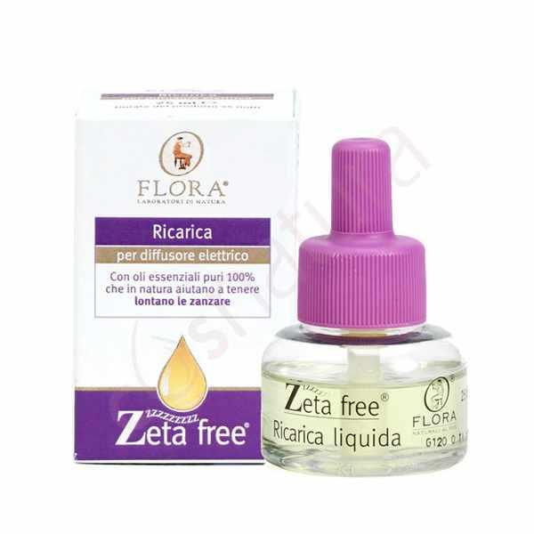 Recarga Difusor anti mosquitos Flora