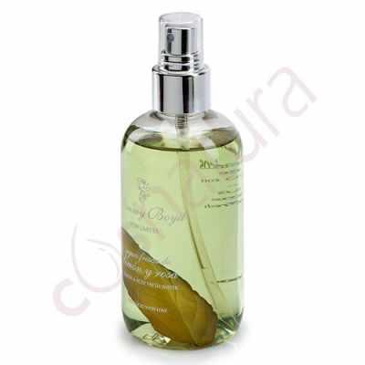Agua Fresca de Limón y Rosas Jimmy Boyd 250 ml