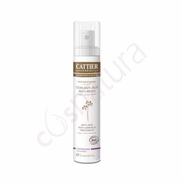 Crema Antiarrugas Nectar Eternel Cattier 50 ml nuevo formato