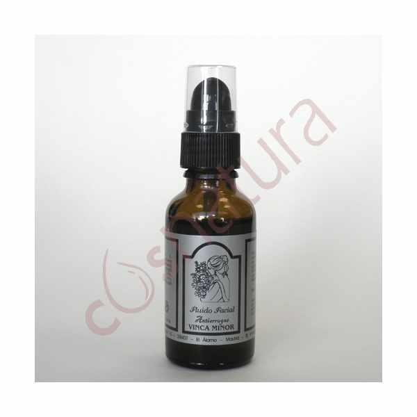 Fluido de Belleza Facial Antiarrugas Vinca Minor 30 ml