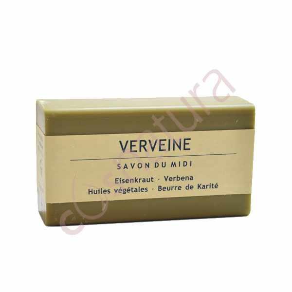 Jabón de Karité Verbena Savon Du Midi 100 gr