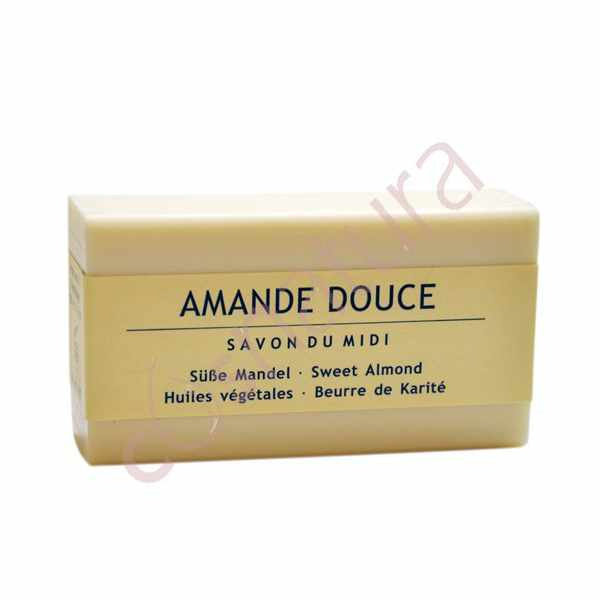 Jabón de Karité Almendras Dulces Savon Du Midi 100 gr
