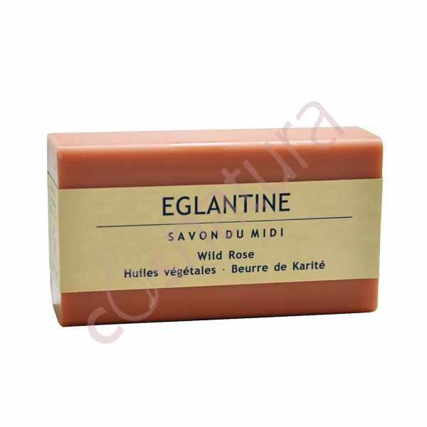 Jabón de Karité Rosa Silvestre Savon Du Midi 100 gr