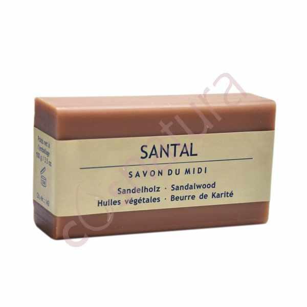 Jabón de Karité Sándalo Savon Du Midi 100 gr