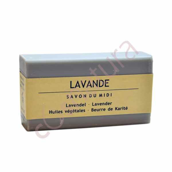Jabón de Karité Lavanda Savon Du Midi 100 gr