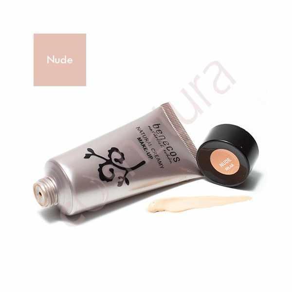 Maquillaje Natural en Crema Nude Benecos