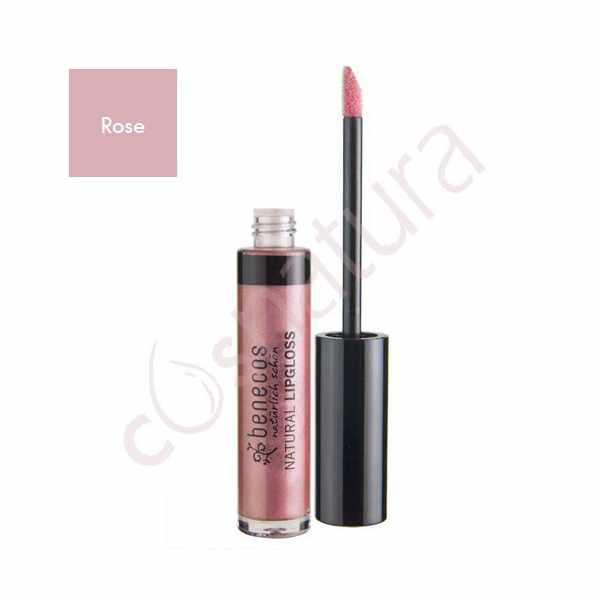 Brillo de Labios Rosé Benecos