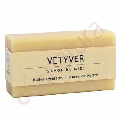 Jabón de Karité Vetyver Savon Du Midi 100 gr
