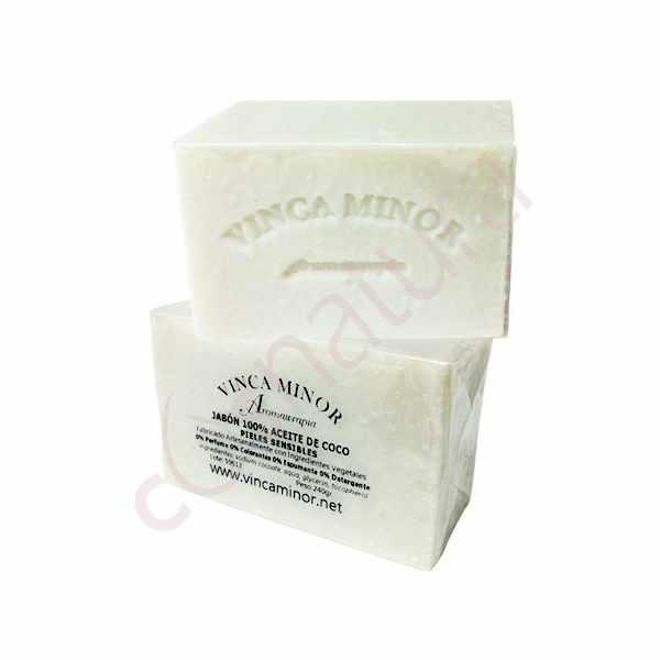 Jabón de Aceite de Coco Vinca Minor