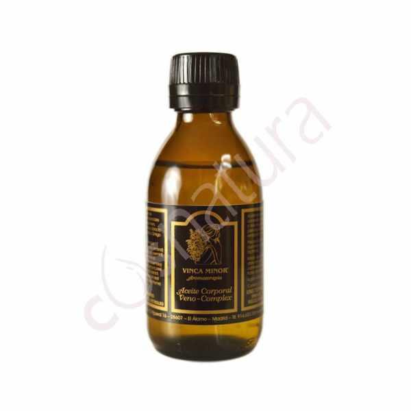 Aceite Corporal Veno Complex Vinca Minor