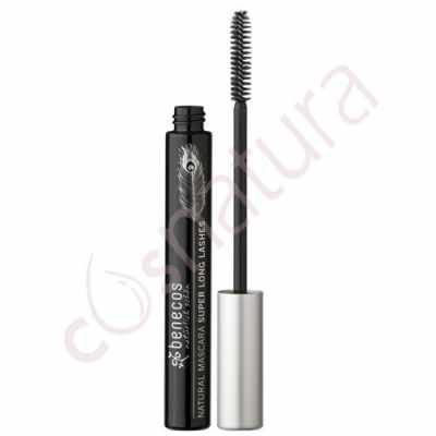 Mascara Natural Pestañas Super Largas Benecos