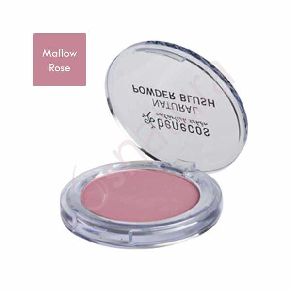 Colorete Compacto Mallow Rose Benecos
