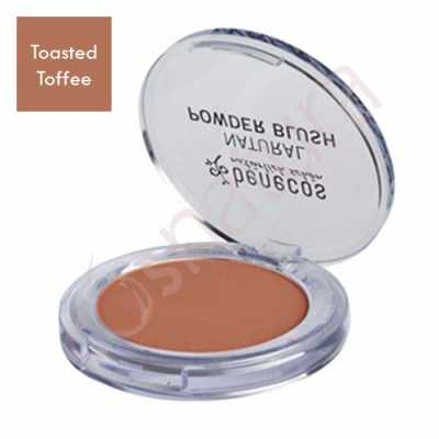 Maquillaje Compacto Toasted Toffee Benecos