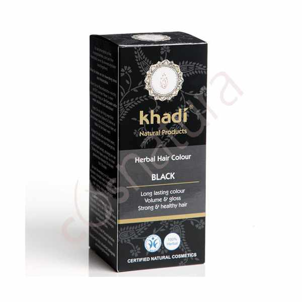 Henna Negra Khadí 100 gr