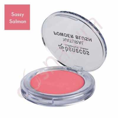 Colorete Compacto Sassy Salmon Benecos