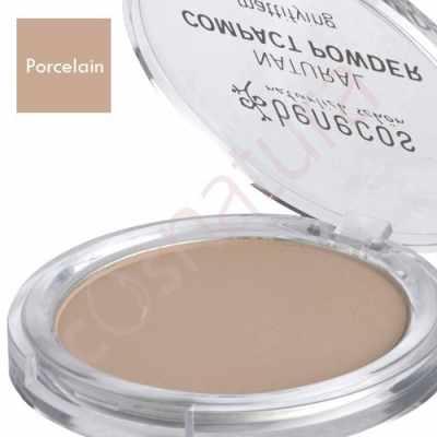 Maquillaje en Polvo Compacto Porcelain Benecos