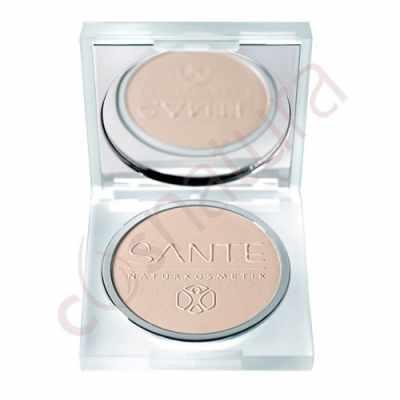 Maquillaje Compacto Sante Presentación Productos