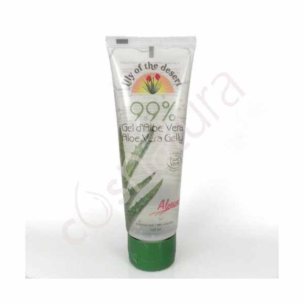 Gel de Aloe Vera 99% Lily Of The Desert