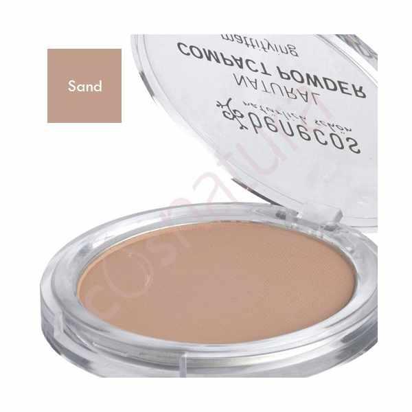 Maquillaje en Polvo Compacto Sand Benecos