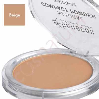 Maquillaje en Polvo Compacto Beige Benecos