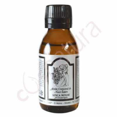 Aceite Corporal Noor Saten Vinca Minor 100ml