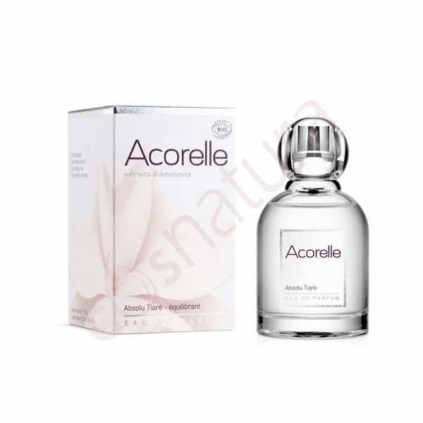 Agua de Perfume Absolu Tiaré Acorelle 50 ml