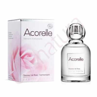 Agua de Perfume Doucer de Rose Acorelle 50 ml